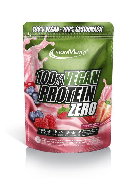 100 % Vegan Protein Zero 500g