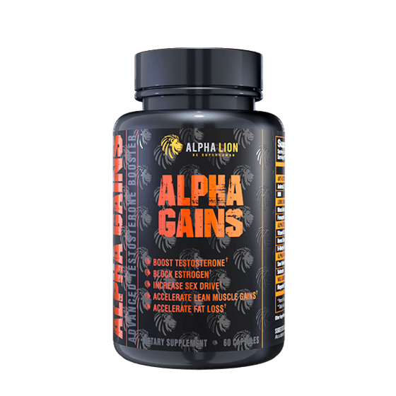 Alpha Gains 60 caps