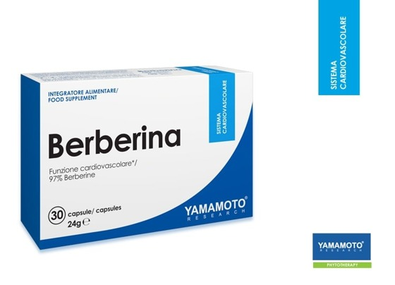 Berberina 30 caps