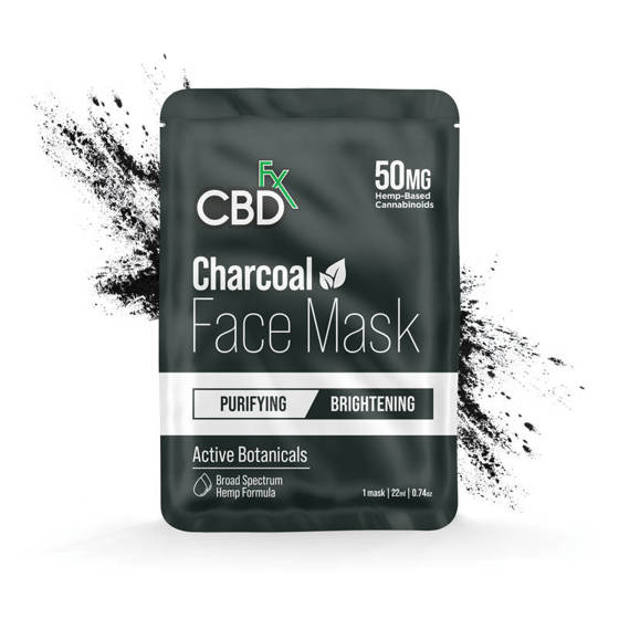 Charcoal Face Mask 22ml