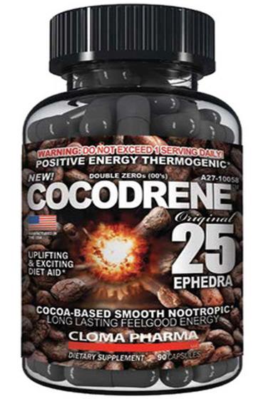 Cocodrene 90 caps