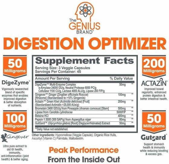 Digestion Optimizer 135 caps