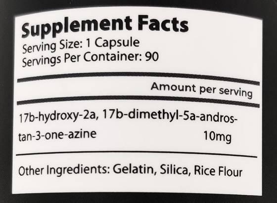 Dimethazine 90 caps