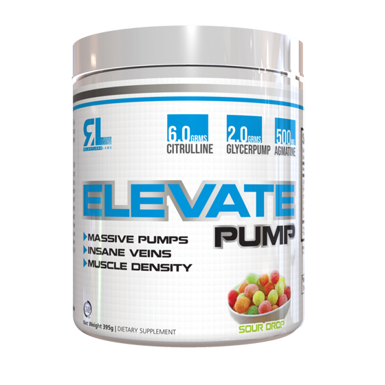 Elevate Pump 395 g
