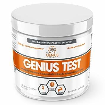 Genius Test 120 caps