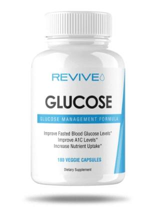 Glucose RX 180 caps