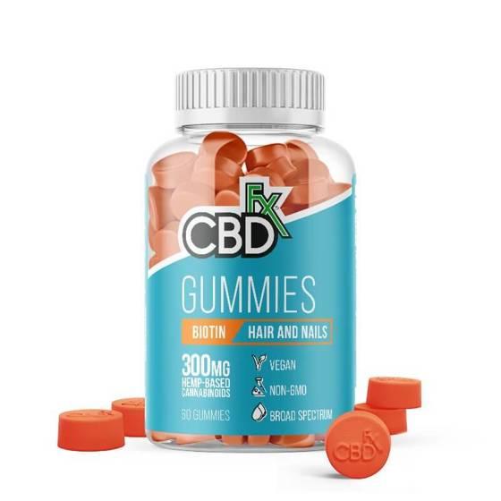 Gummies Biotin Hair and Nails 60 caps
