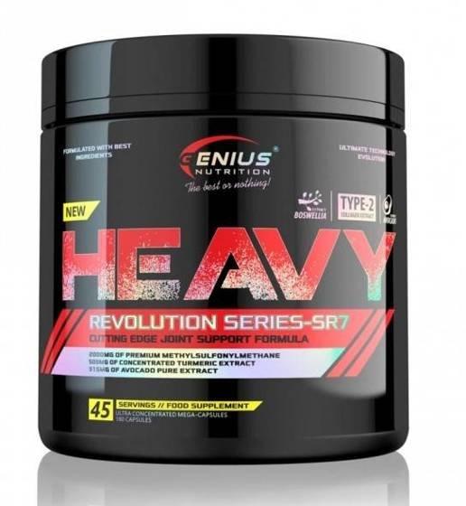 Heavy 180 caps