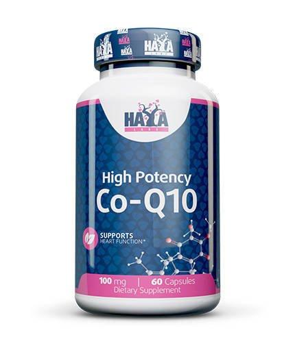 High Potency Co-Q10 60 caps