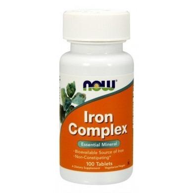 Iron Complex 100 caps
