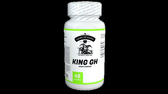 King GH 90 caps