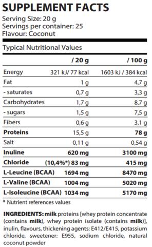 Light Digest Whey Protein 500g