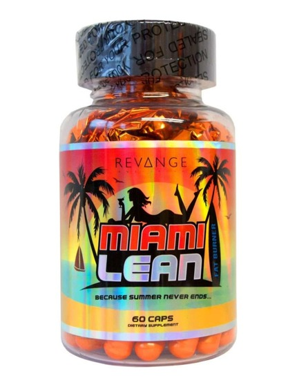 Miami Lean 60 caps