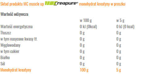Muscle Up 500g