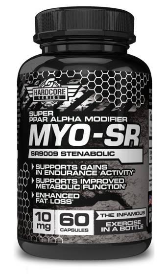 Myo-SR 10mg 60 caps