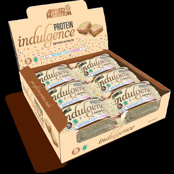 Protein Indulgence 12 X 50g bundle