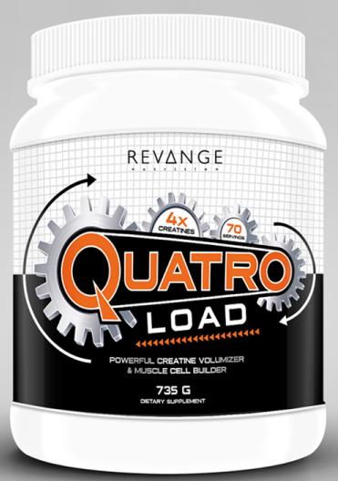 Quatro Load 735g