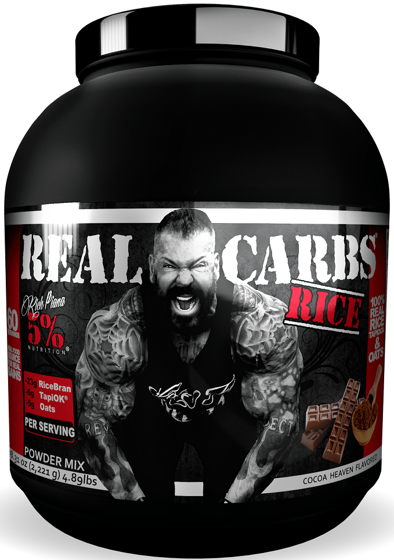 Real Carbs Rice Complex Carbohydrates 2221g