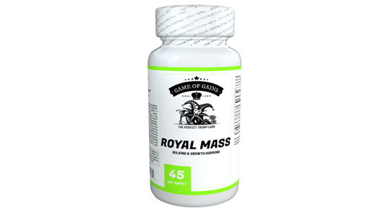 Royal Mass 90 caps