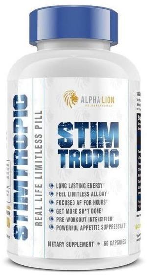 StimTropic 60 caps