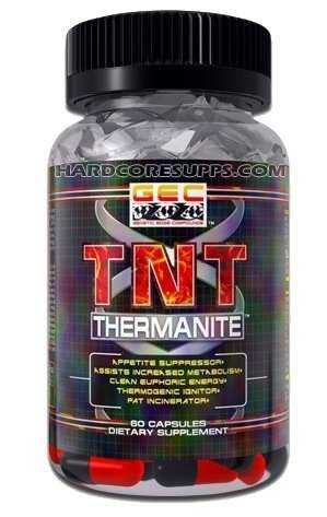 TNT thermanite 60 caps
