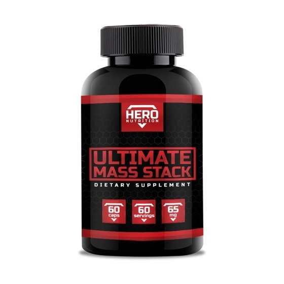 Ultimate Mass Stack 60 caps
