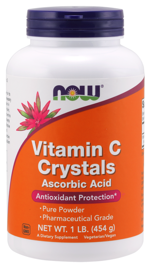 Vitamin C Crystals 454g