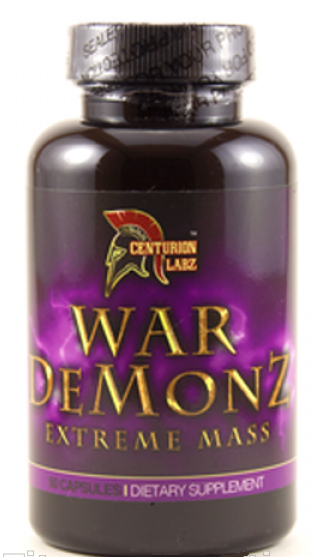 War Demonz 90 caps