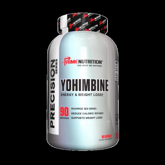 Yohimbine 2,5mg 90 caps