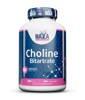Choline Bitartrate 500mg 100 caps