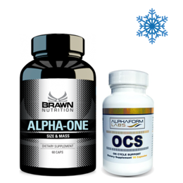 Zestaw Alpha-One + Alphaform OCS