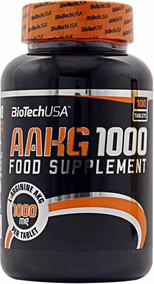 AAKG 1000 100 caps