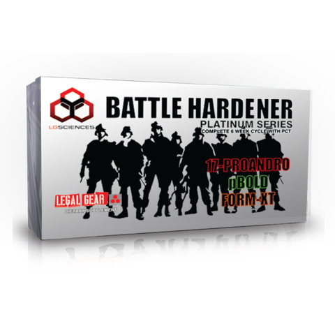 Battle Hardener Kit - 3 products pack