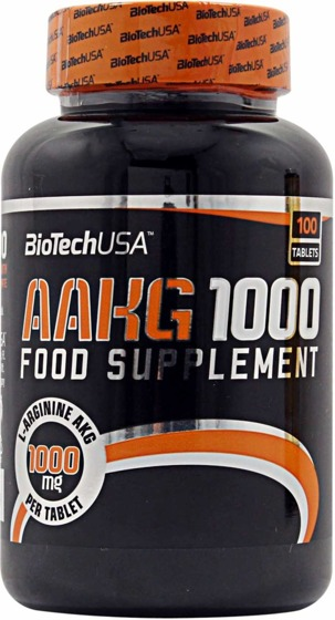 BioTechUSA AAKG 1000 100 caps
