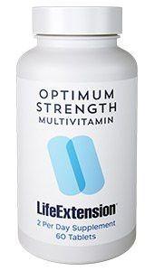 Optimum Strength Multivitamin 60 caps