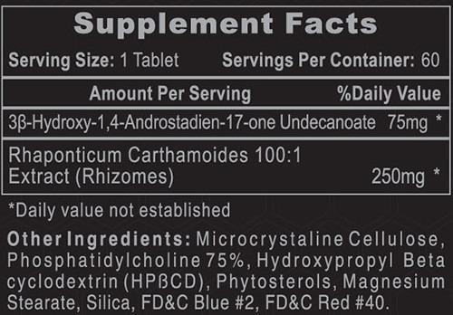 Equibolin 60 caps