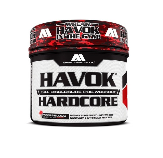 Havok Hardcore 400g