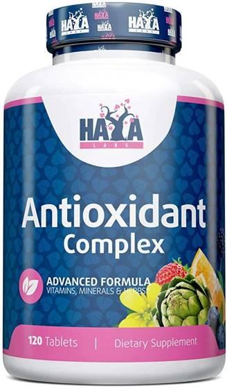 Haya Antioxidant Complex 120 Tabs.