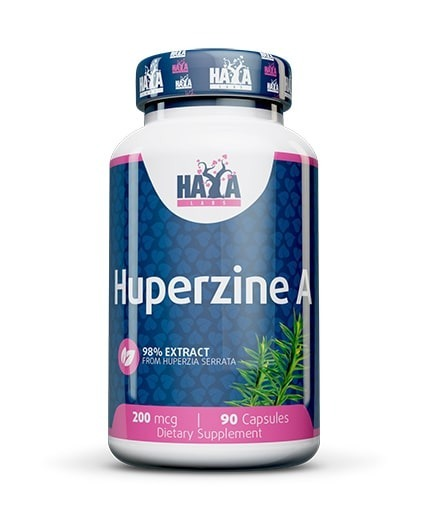 Haya Huperzine A 98% 200mcg 90 caps