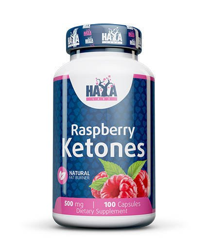 Haya Raspberry Ketones 500mg 100 caps