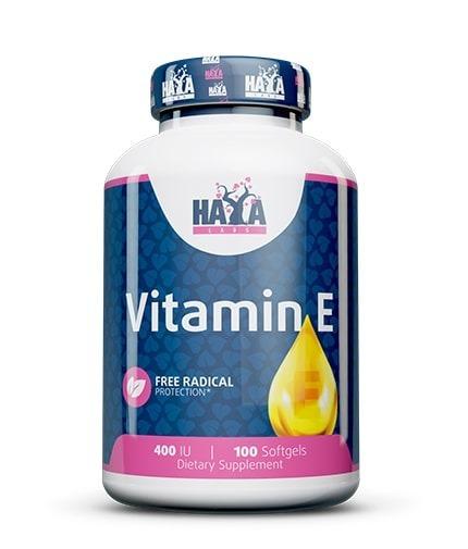 Haya Vitamin E 100 caps
