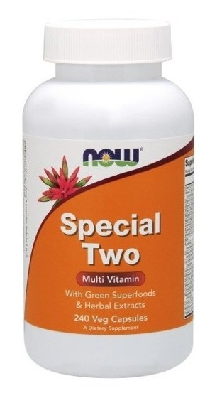 NowFoods Special Two 240 caps