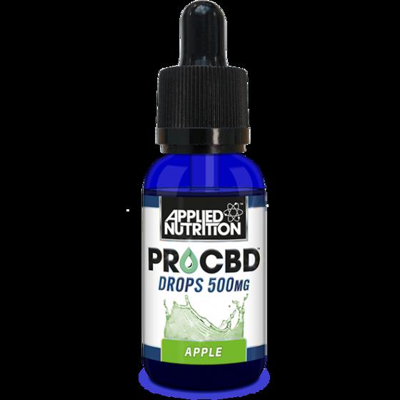 Olej konopny pro CBD 500 mg drops