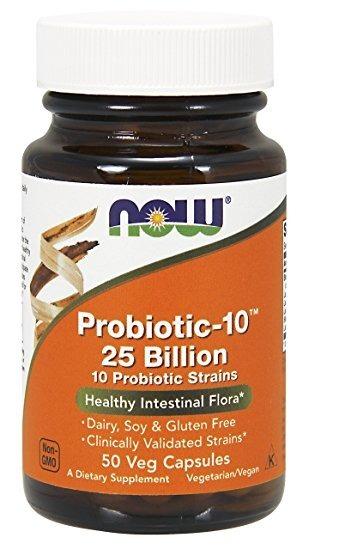 Probiotic-10 25 Billion 50 caps