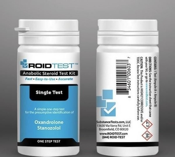 ROIDTEST - Test Sterydów