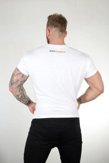 """T-shirt """"Prosta Zmiana Estru"""" - Biała"""