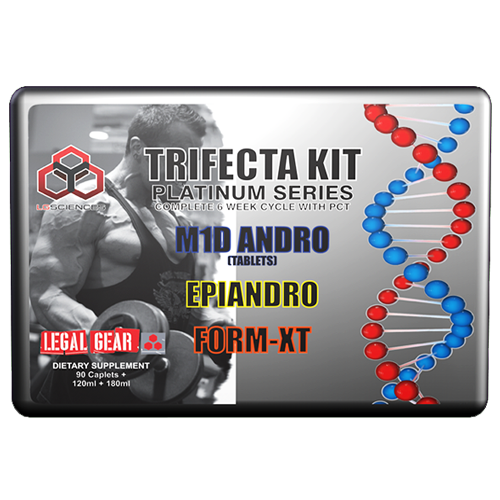Trifecta Kit - 3 products pack