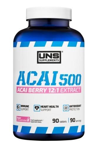 UNS Acai Berry 500 90 caps